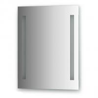 Зеркало со встроенными светильниками (55х70 см)