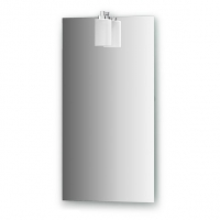 Зеркало со светильником (40х75 см)