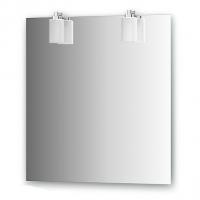 Зеркало со светильниками (70х75 см)