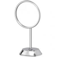 Настольное косметическое зеркало (хром)