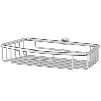 Полочка-решетка 22 см - компонент (хром)