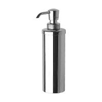 Дозатор для ж/мыла металлический настольный