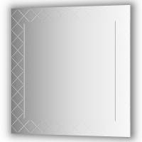 Зеркало с гравировкой (90x90 см)