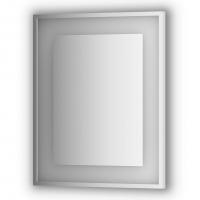 Зеркало в багетной раме со встроенным LED-светильником 18 W (60x75 см)