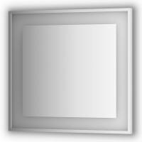 Зеркало в багетной раме со встроенным LED-светильником 22 W (80x75 см)