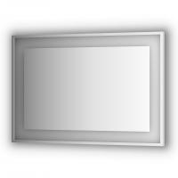 Зеркало в багетной раме со встроенным LED-светильником 27,5 W (110x75 см)