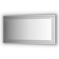 Зеркало в багетной раме со встроенным LED-светильником 35,5 W (150x75 см)