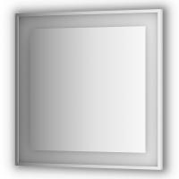 Зеркало в багетной раме со встроенным LED-светильником 26,5 W (90x90 см)