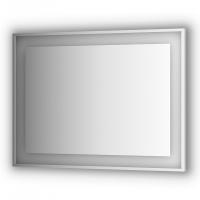 Зеркало в багетной раме со встроенным LED-светильником 32,5 W (120x90 см)