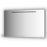 Зеркало с полочкой 120 см со встроенным LED-светильником 7 W (120x75 см)