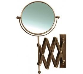 Зеркало косметическое подвесное D180