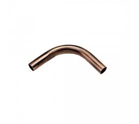 Труба угловая 90 гр. + 2 соединителя