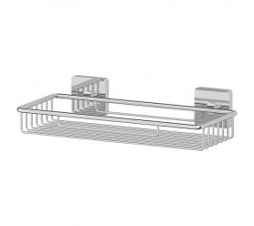 Полочка-решетка 30 см (хром)