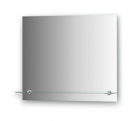 Зеркало с полочкой (60х50 см)