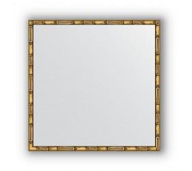 Зеркало в багетной раме  (67х67 см)