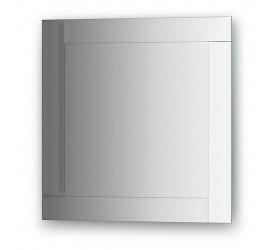 Зеркало с зеркальным обрамлением  (50х50 см)