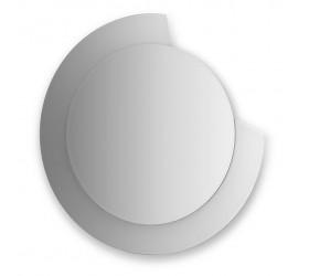 Зеркало (80 см, белый)