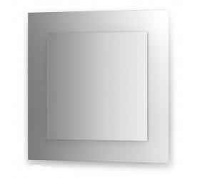 Зеркало  (70х70 см, белый)