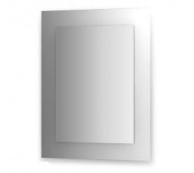 Зеркало  (70х90 см, белый)