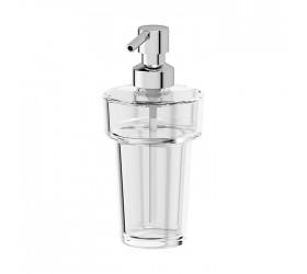 Дозатор жидкого мыла (хрусталь)