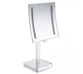Зеркало с LED-подсветкой, 3-х кратным увеличением