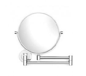 Зеркало поворотное косметическое двустороннее